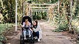 Прогулянкова коляска Lionelo EMMA PLUS PINK SCANDI, фото 9