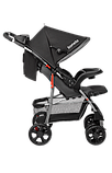 Прогулянкова коляска Lionelo EMMA PLUS STONE, фото 4
