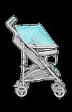 Прогулянкова коляска Lionelo ELIA TROPICAL TURQUOISE, фото 5