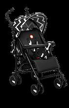 Прогулянкова коляска Lionelo ELIA OSLO BLACK/WHITE