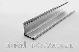 Профиль фланцевый (шинорейка) S30 (0,65мм)