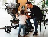 Прогулянкова коляска Lionelo ANNET CONCRETE, фото 9