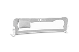 Захисний бортик для кровати Lionelo EVA GREY melange, фото 3