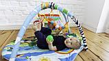 Развивающий коврик Lionelo IMKE PLUS, фото 2