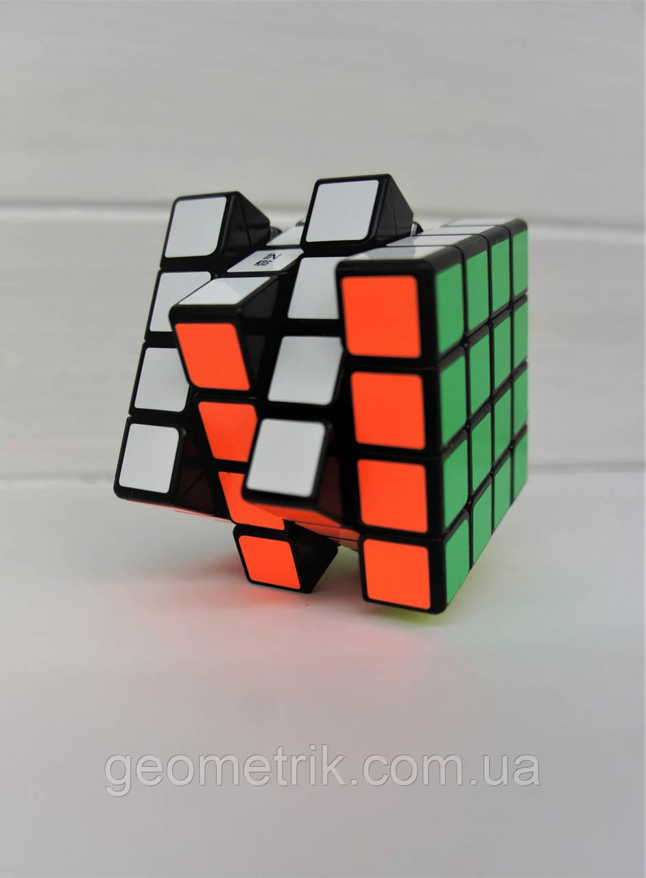 Кубик Рубика 4х4 QiYuan W арт. QY3045 (чёрный) QiYi