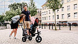 Дитячий велосипед Lionelo TRIS CANDY ROSE/GREY, фото 10