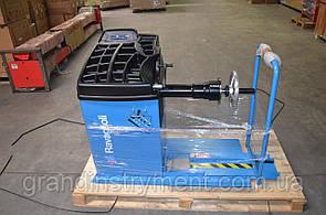 Вантажний балансувальний стенд з підйомником - Made in Italy RAVAGLIOLI GTL2-120RC