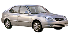Фаркопы на Hyundai Accent (2000-2006)