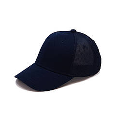Кепка New Mesh (темно-синій, Взрослый)