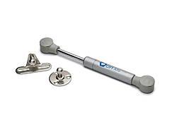 Підйомник GIFF Alto газовий L=155 мм 40 N Срібло