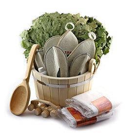 Аксесуари для сауни і лазні