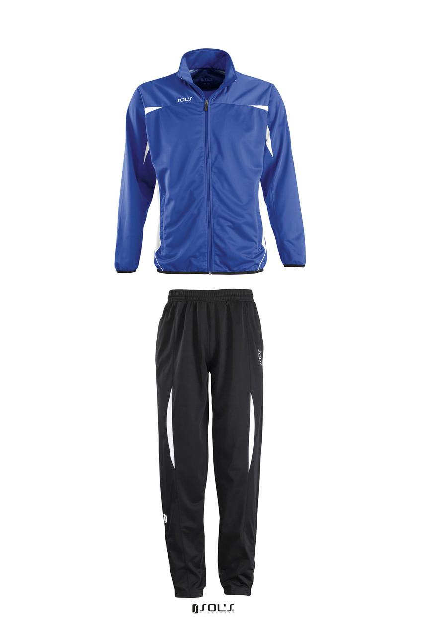 Тренувальний костюм SOL'S CAMP NOU KIDS (яскраво-синій/білий, 10Y)