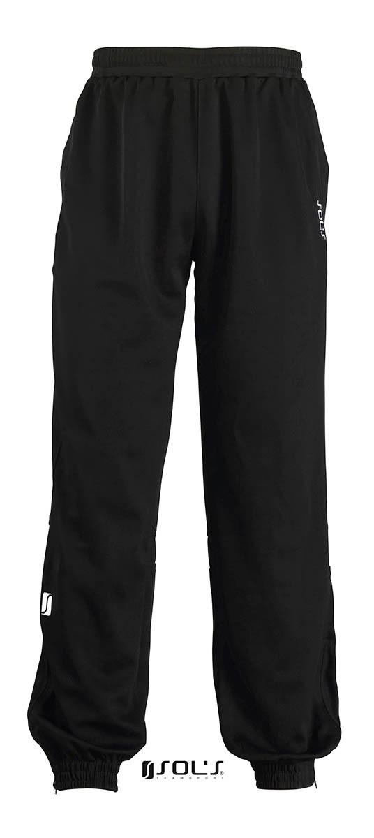Тренувальні штани SOL'S BERNABEU PANTS (чорний, L)