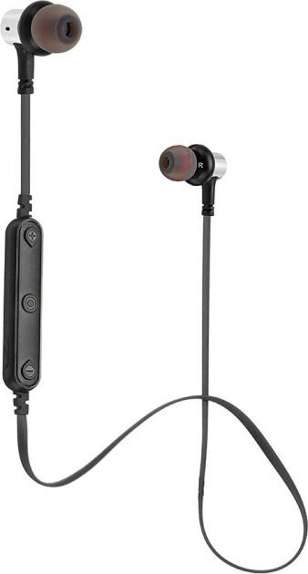 Наушники Bluetooth AWEI B923BL спортивные вакуумные беспроводные, стерео гарнитура спортивная black