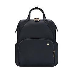 """Женский рюкзак """"антивор"""" Citysafe CX Backpack, 6 степеней защиты (черный, 39х28х16 см)"""