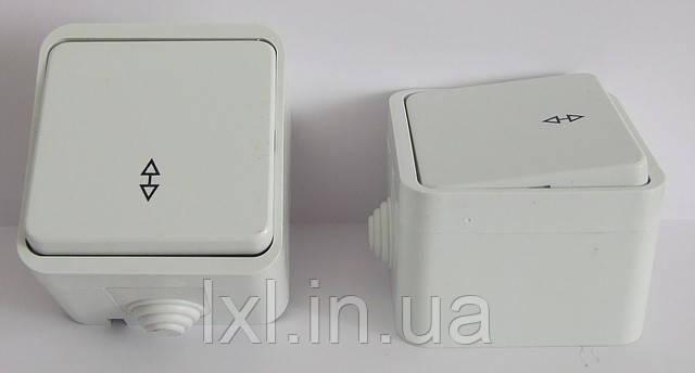 ORBITA Iproof44  выключатель проходной