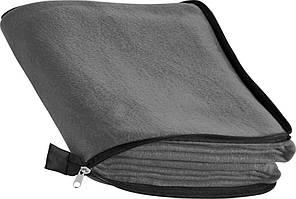 """Плед - подушка 2 в 1 """"Radcliff"""" (серый, 31 x 30 x 7,5 cm)"""