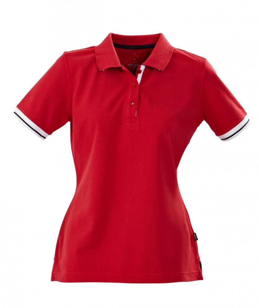 Жіноча теніска Antreville від ТМ James Harvest (червоний, XL)