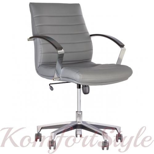 Iris (Ирис) Steel LB Chrome MPD кресло для руководителя