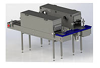 Оборудование от производителя для бактерицидной обработки тары