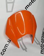 Обтекатель фары  DAKAR250 TWINCAM Оранжевый