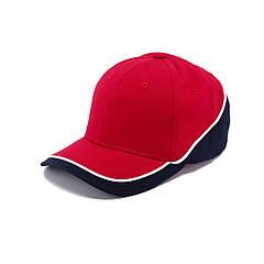 Кепка NEW WEDGE (червоний/білий/темно-синій, Взрослый)