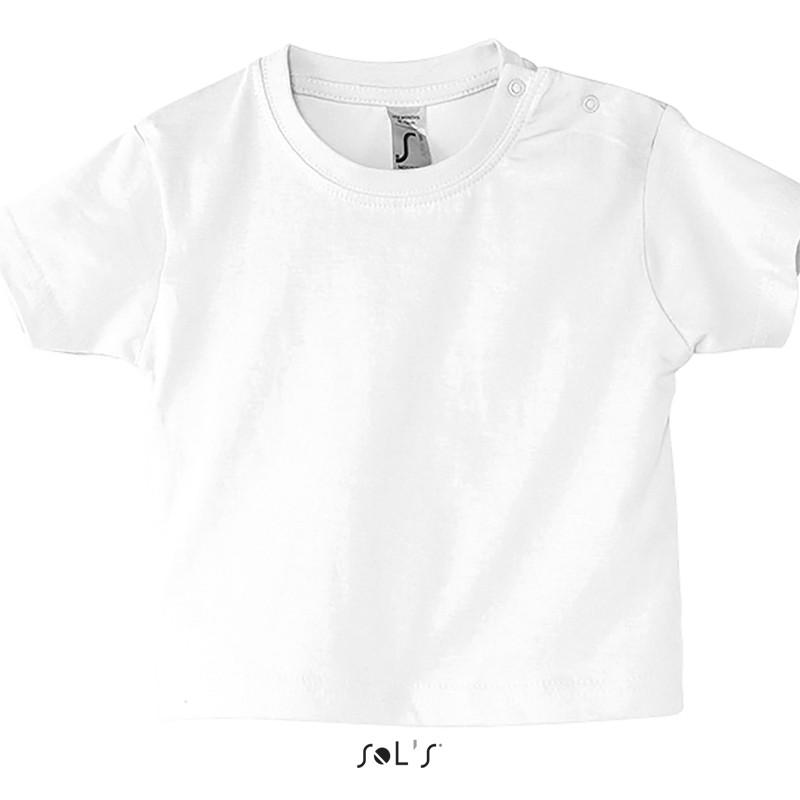 Кофтинка для немовляти SOL'S MOSQUITO (білий, 06/12M)