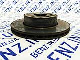 Гальмівний диск передній Mercedes W204/S204 A2044212812, фото 2