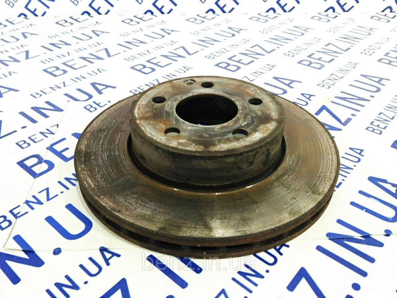 Гальмівний диск передній Mercedes W204/S204 A2044212812