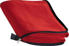 """Плед - подушка 2 в 1 """"Radcliff"""" (красный, 31 x 30 x 7,5 cm)"""