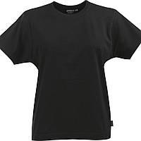 Жіноча футболка American від ТМ James Harvest (чорний, L)