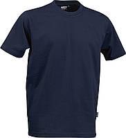 Чоловіча футболка American від ТМ James Harvest (темно-синій, S)