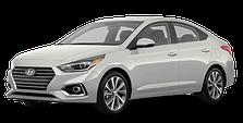 Фаркопи на Hyundai Accent ( с 2018 --)