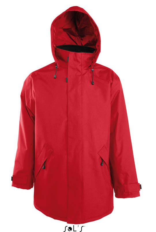 Куртка SOL'S RIVER (червоний, M)
