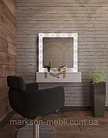 Зеркало М611 c подсветкой / MARKSON, фото 1