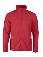 Мужская куртка TWOHAND (красный, XXL)