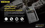 Зарядное устройство Nitecore ULQ для Leica (BP-DC12), фото 7