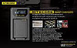 Зарядное устройство Nitecore ULQ для Leica (BP-DC12), фото 8
