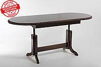 Журнальный стол трансформер в обеденный из дерева Нью-Дели для гостиной Biformer, Стол кухонный венге