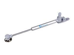 Підйомник GIFF Alto газовий з амортизатором L=245 мм 60 N Срібло