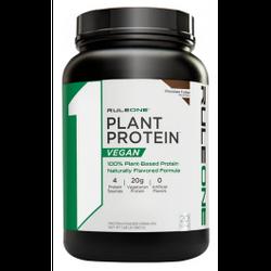 Гороховий протеїн R1 (Rule One) Plant Protein - 610 г