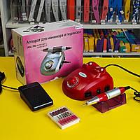 Фрезер для маникюра Drill pro ZS 603 65 Вт 35 000 об Красный