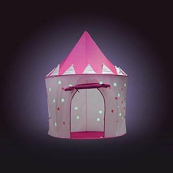 Дитячий намет замок Ігровий намет для дівчинки