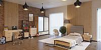 Модульная система для спальни Лофт Мир Мебели