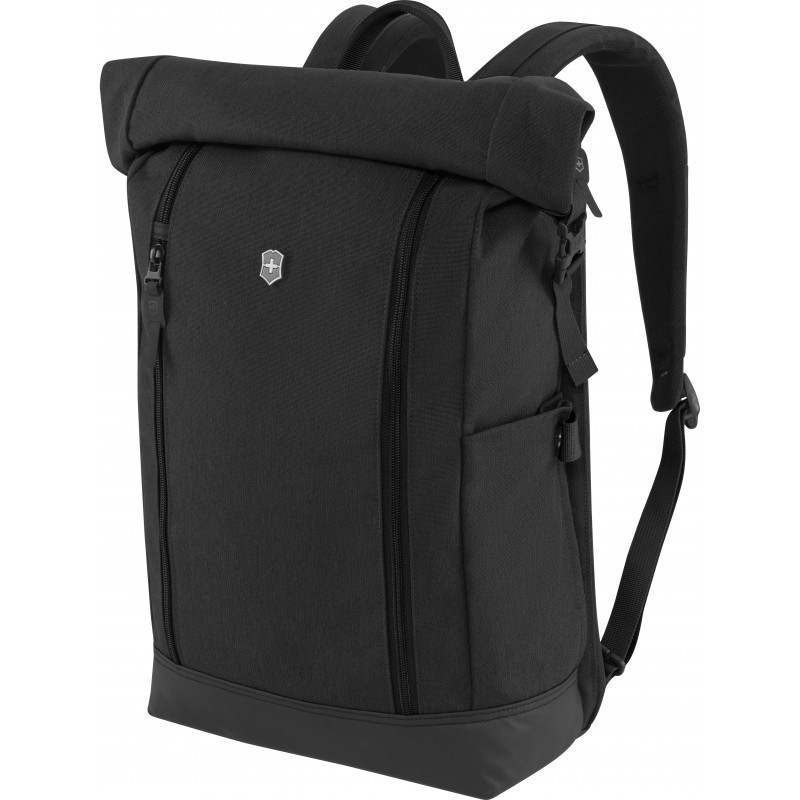 """Рюкзак для ноутбука 15"""" Victorinox Altmont Classic Rolltop (20л, 290x440x160мм),черный 605319"""