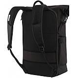 """Рюкзак для ноутбука 15"""" Victorinox Altmont Classic Rolltop (20л, 290x440x160мм),черный 605319, фото 3"""