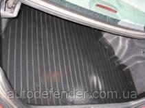 Килимок в багажник для Toyota Camry V30 2002-06, резино/пластиковий (Lada Locker)