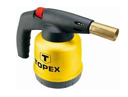 Лампа паяльная газовая 190г 1900Вт TOPEX 44E142