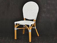Обідній стілець Ліон натуральний ротанг st08213