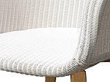 Обідній комплект Віола (стіл 4-6 стільців) твк, білий kt201020201 Стіл + 4 стільця, фото 6